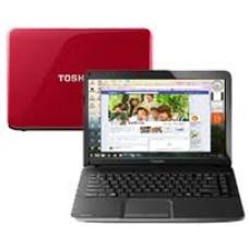 Toshiba C800-1032 (Black / Red ) (laptop)
